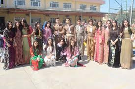 sarwaran students celebrate kurdish clothes day sarwaran