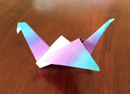 guest post how to make origami crane ornaments with maura poor