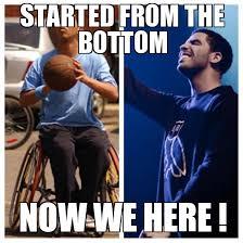 Drake Wheelchair Meme - drake forrest gump memes memes pics 2018