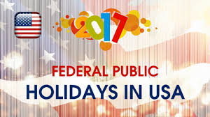 federal holidays of usa 2017 2017 federal holidays united