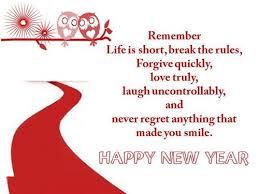 happy new year feelings greeting quote the best collection