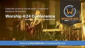 worship424 cedarville university