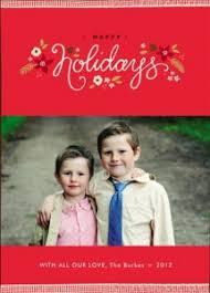 modern photo christmas cards unique holiday photo cards 2013