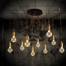 Light Bulb Chandeliers Edison Bulb Chandelier Scarletsrevenge