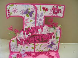 25th anniversary gifts for parents celebrate 25th wedding anniversary c bertha fashion 25th
