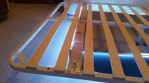diy floating bed frame do it your self