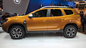 renault duster 2018 the new dacia duster looks like a cut price qashqai