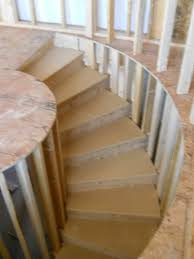 Radius Stairs by Curved Stairs Again Carpentry Architect Age
