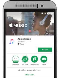can you use itunes on android join apple on your android phone apple support