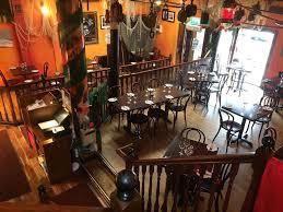 breslin bar and dining room award wining fresh fish seafood restaurant howth co dublin
