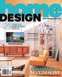 Home Design Magazine Home