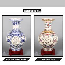 online get cheap chinese wooden red vase aliexpress com alibaba