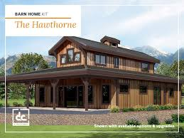 Barn Homes Kits Our Kits Dc Structures