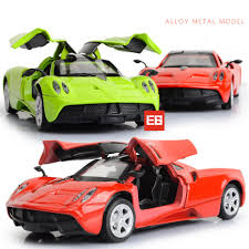 pagani back mini 1 36 scale pagani huayra metal model diecast super sports car