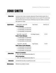 Resume Creator Free by Download Google Resume Builder Haadyaooverbayresort Com