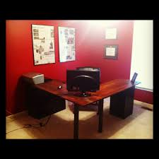 Small L Shaped Desk L Shaped Desk With Filing Cabinet 14 Cute Interior And Image Of