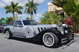 mustang kit car for sale 1989 ford excalibur coupe florida car 49k like