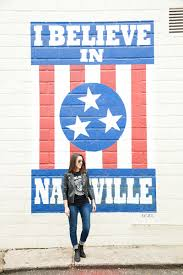 Nashville On Map 3 Ways To Spend The Day In Nashville The Everygirl