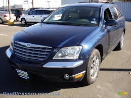 2005 chrysler pacifica blue image 227