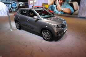 renault kwid specification automatic renault auto expo 2016 team bhp