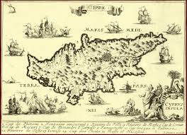 map of cyprus cyprus maps fig 105