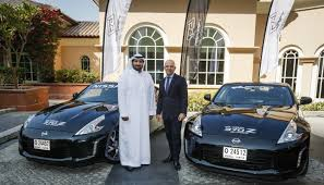 nissan uae prodrift academy uae and nissan middle east partnership