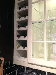 Building Kitchen Wall Cabinets by Wine Rack Kitchen Island Wine Rack View Full Size Built In China