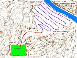 Mississippi State Map Deer Tracking Begins Before Leaving Stands Mississippi State