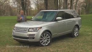 land rover range road test 2013 land rover range rover youtube