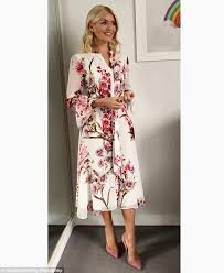 willoughby dresses willoughby stuns fans in floral dress on instagram daily
