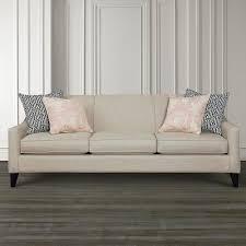 lauren sofa with sloped arms living room bassett furniture