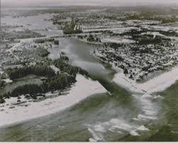 Jupiter Florida Map Dubois Park After The 1949 Hurricane U2014 In Jupiter Fl From Dan