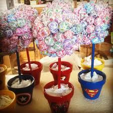 superhero wedding table decorations centerpieces for a superhero birthday theme party ideas