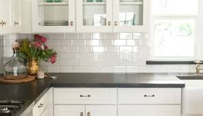 White Kitchen Cabinet Ideas Kitchen Paint Color Ideas With White Cabinets And Wall Brown