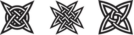 celtic tattoos cross knot and designs