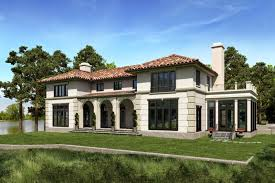 mediterranean homes plans mediterranean style home plans courtyard house simple luxury