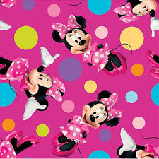 large rolls of christmas wrapping paper minnie mouse gift wrap