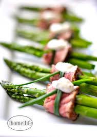 cuisine filet mignon filet mignon wrapped asparagus home