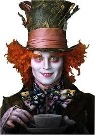 Mad Hatter Halloween Costume Johnny Depp Mad Hatter Helena Bonham Carter U0027s Red Queen
