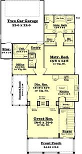 Narrow House Plans With Garage 235 Best House Plan Galore Images On Pinterest Dream House Plans