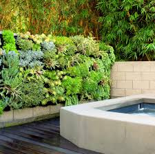 Garden Wall Systems by Succulent Spa Vertical Garden U2014 Florafelt Vertical Garden Systems