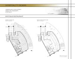 hospitality floor plan and rcp zorana selakovic