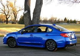 Greeley Subaru Blog On 2015 Subaru Wrx Awd Sedan By Stu Wright In