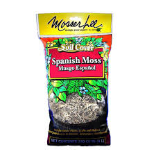Spanish Home Decor Store Mosser Lee 250 Cu In Spanish Moss Soil Cover Ml0560 8 The Home