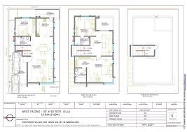 West Facing House Vastu Floor Plans Home Design Zekaria Shed Plans X Floor 20x30 House Plans In India