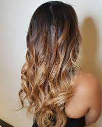 from dark brown to light brown hair dark to light brown ombre pinteres