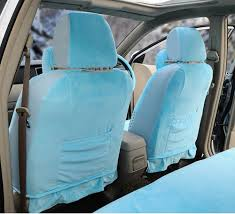 light blue car seat covers car seat covers light blue western