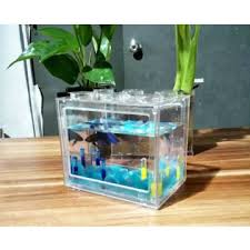 china 2017 sale aquarium fish tank for betta fish with usb led