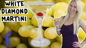 martini diamond how to make the white diamond cocktail tipsy bartender youtube