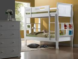 Sleigh Bunk Beds Oasis White Sleigh Bunk Bed Beds From Fads Will Be